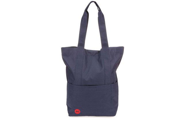 Tmavě modrá unisex taška Mi-Pac Tote Classic