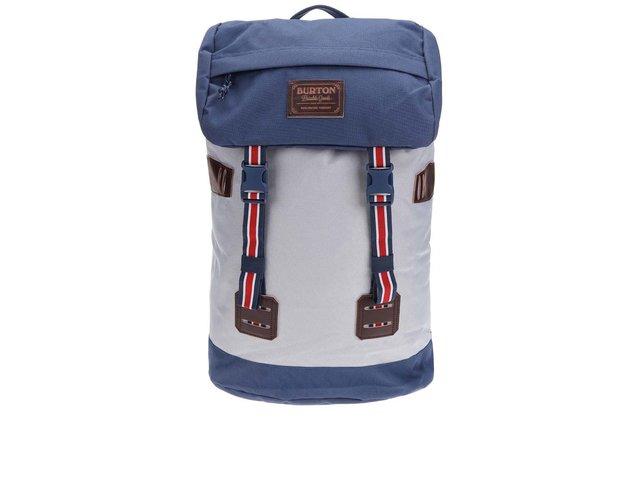 Modro-šedý unisex batoh Burton Tinder