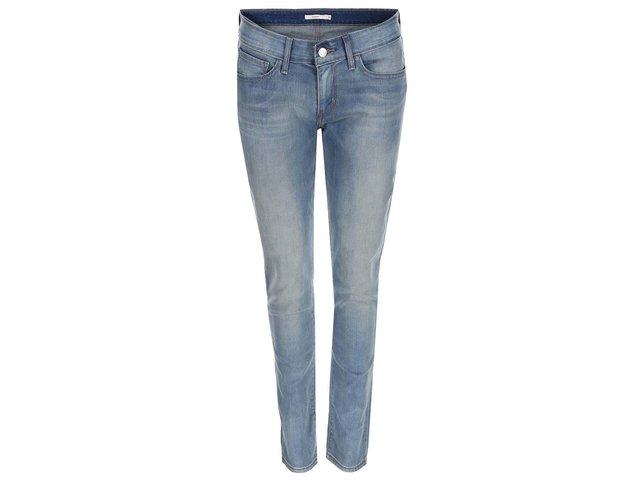 Světlé modré dámské skinny džíny Levi's®