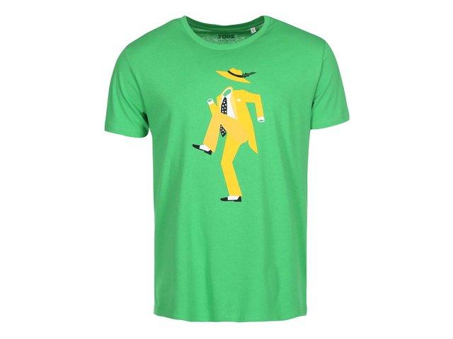 Zelené pánské triko ZOOT Originál Maska