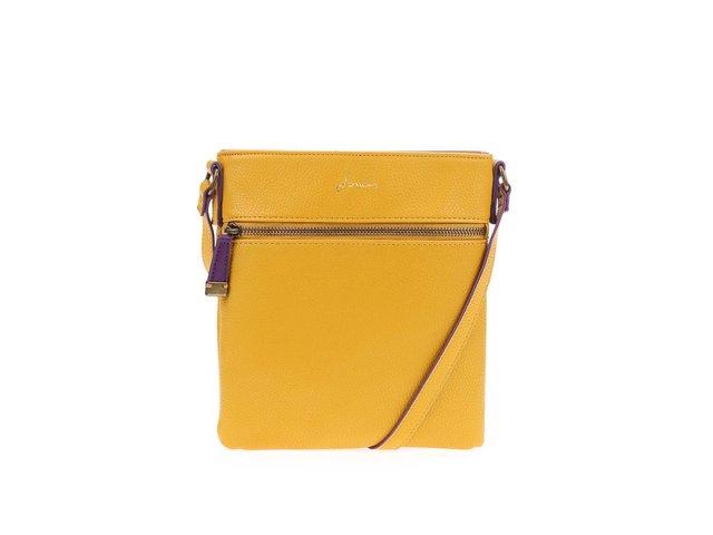Žlutá kabelka přes rameno Tom Joule Camden