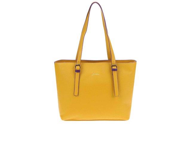 Žlutá kabelka Tom Joule Carnaby