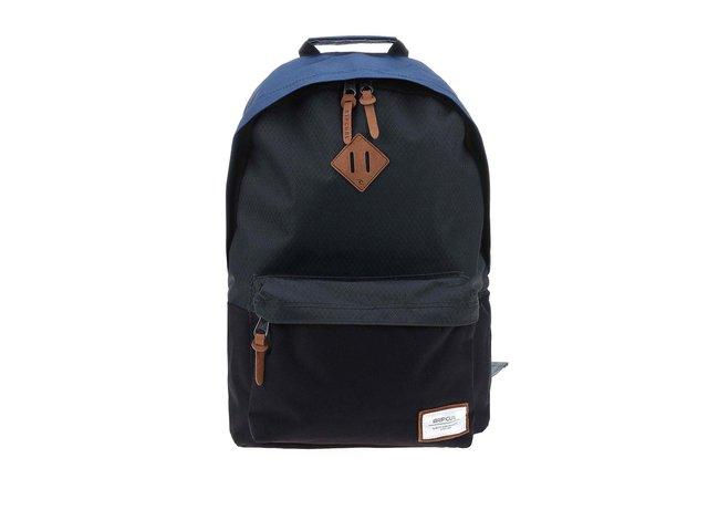 Modro-černý batoh Rip Curl Dome Stacker