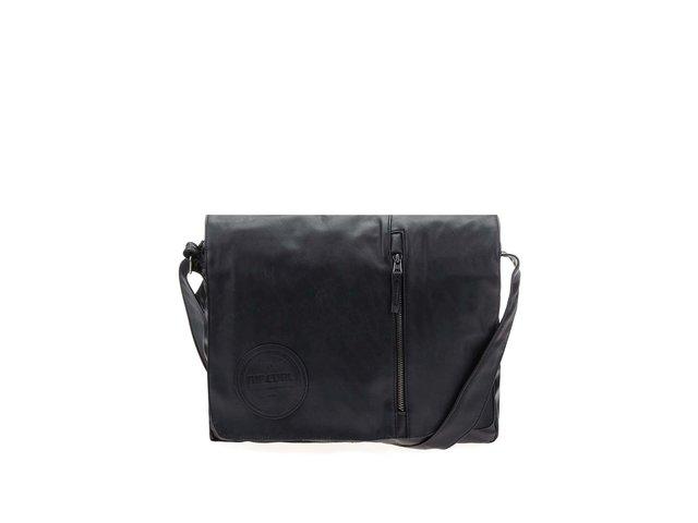 Černá pánská taška přes rameno Rip Curl Lezard Satchel