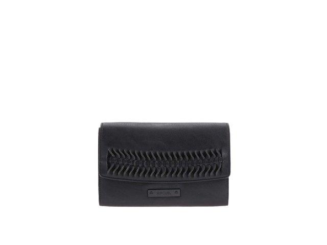 Černá dámská elegantní peněženka Rip Curl Nechako
