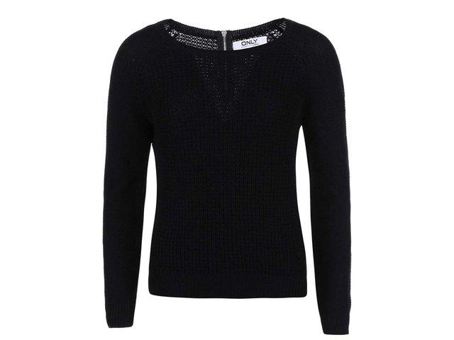 Černý svetr ONLY Ginalu
