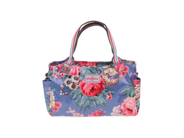 32ddec9130 Modrá květovaná taška přes rameno Cath Kidston