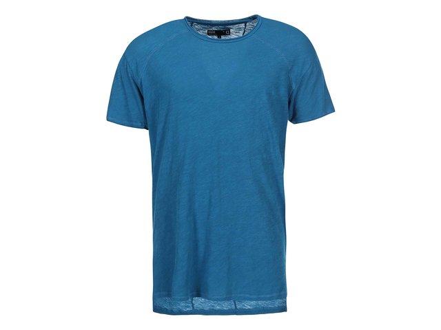 Modré triko !Solid Simpson