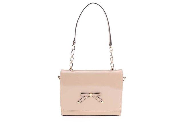 Béžová menší kabelka Gionni Ariadne