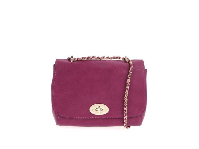 Růžová kabelka Gionni Ermine