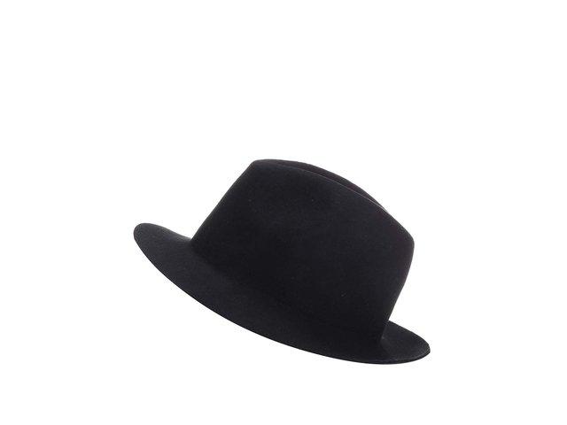 Černý dámský klobouk Cheap Monday Fantastic Felt