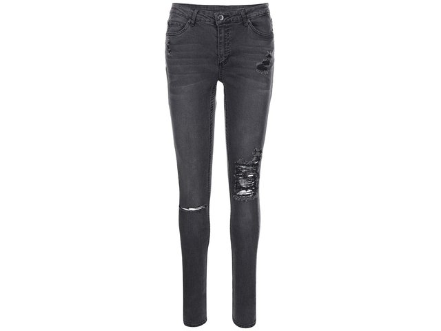 Černé dámské džíny Cheap Monday Prime Tork