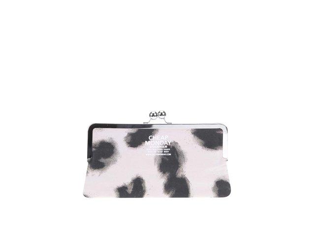Krémová menší kabelka Cheap Monday Wallet Clutch