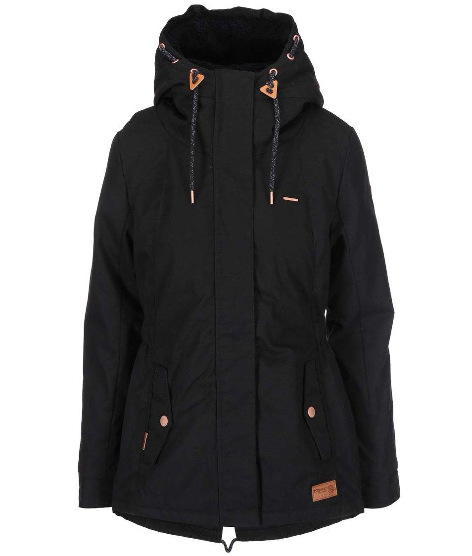 Černá dámská bunda Ragwear Monade
