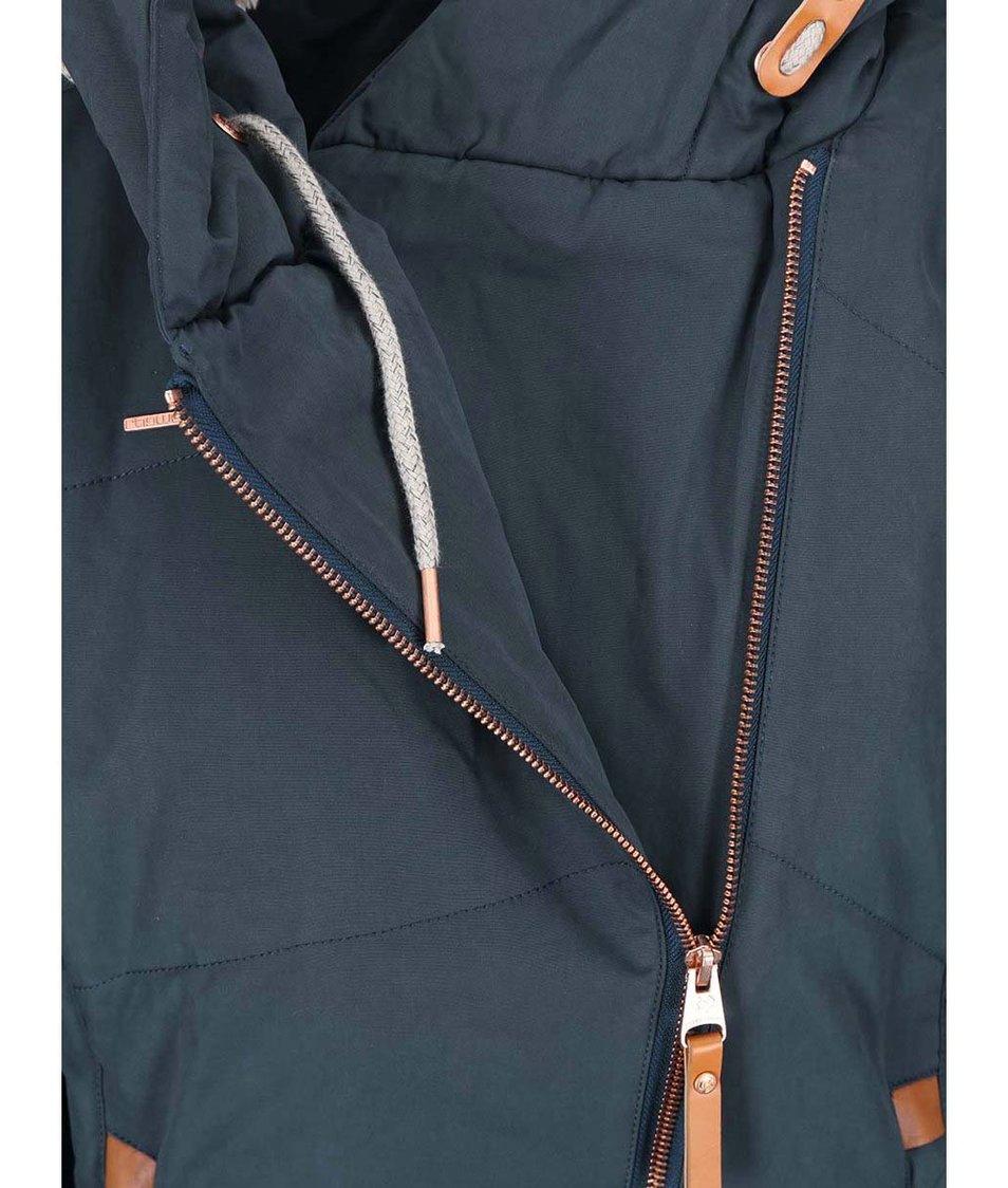 Modrošedá dámská bunda Ragwear Flash