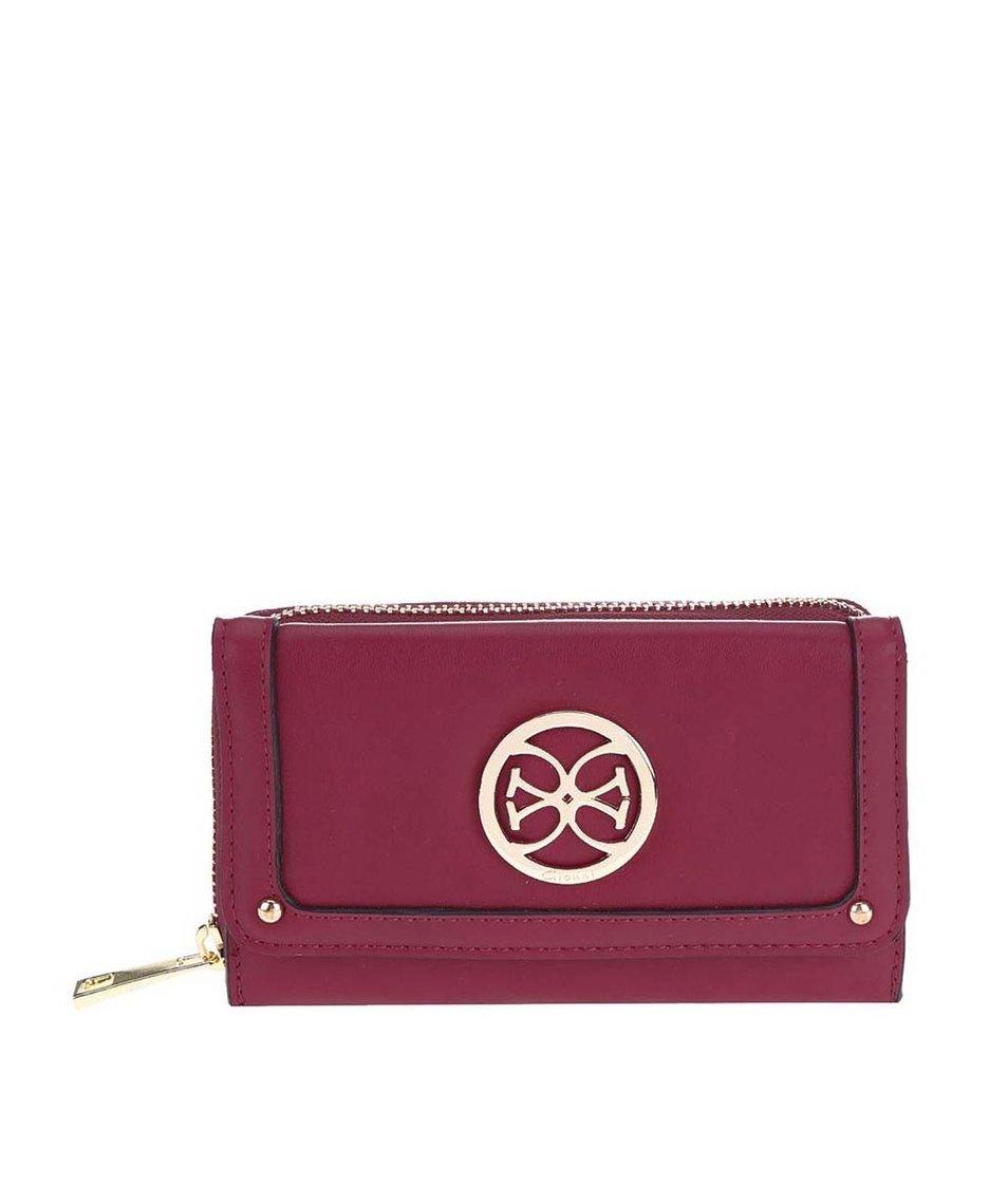 Růžová menší peněženka Gionni Iliana