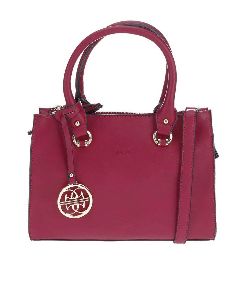 Růžová kabelka Gionni Iliana