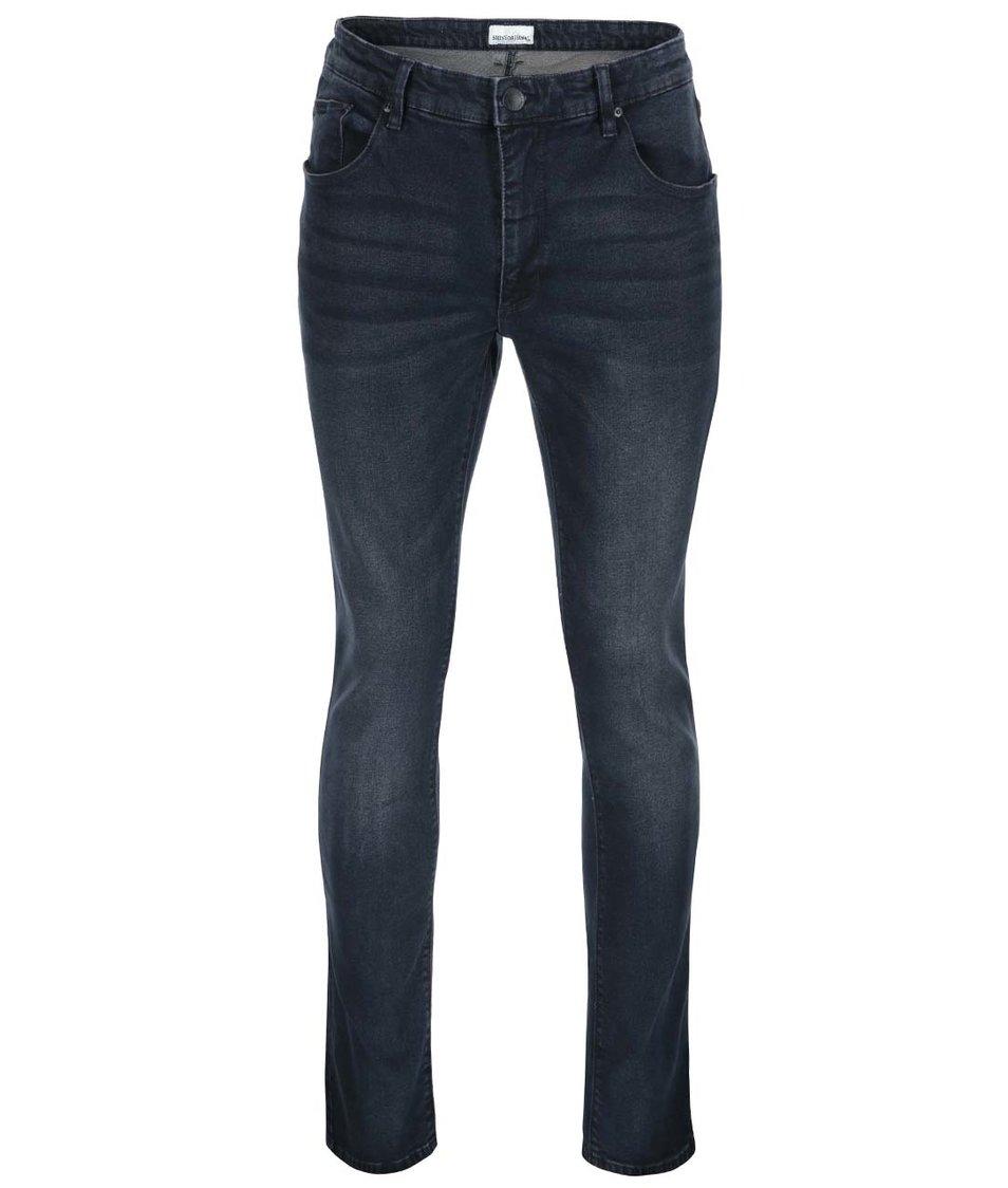 Tmavě modré džíny Shine Original Bronx