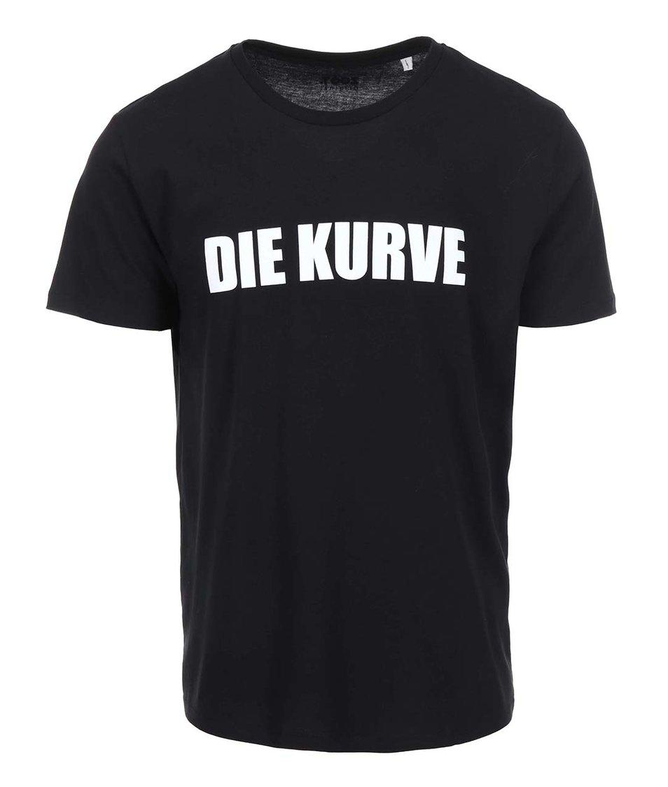 Černé pánské triko ZOOT Originál Die Kurve