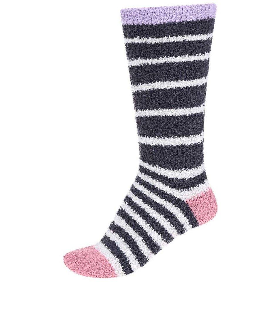 Šedé dámské teplé ponožky Braintree Bangora