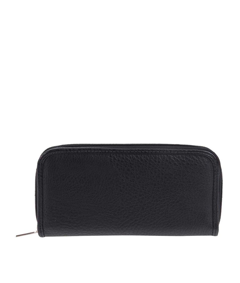 Černá větší peněženka Vero Moda Anni