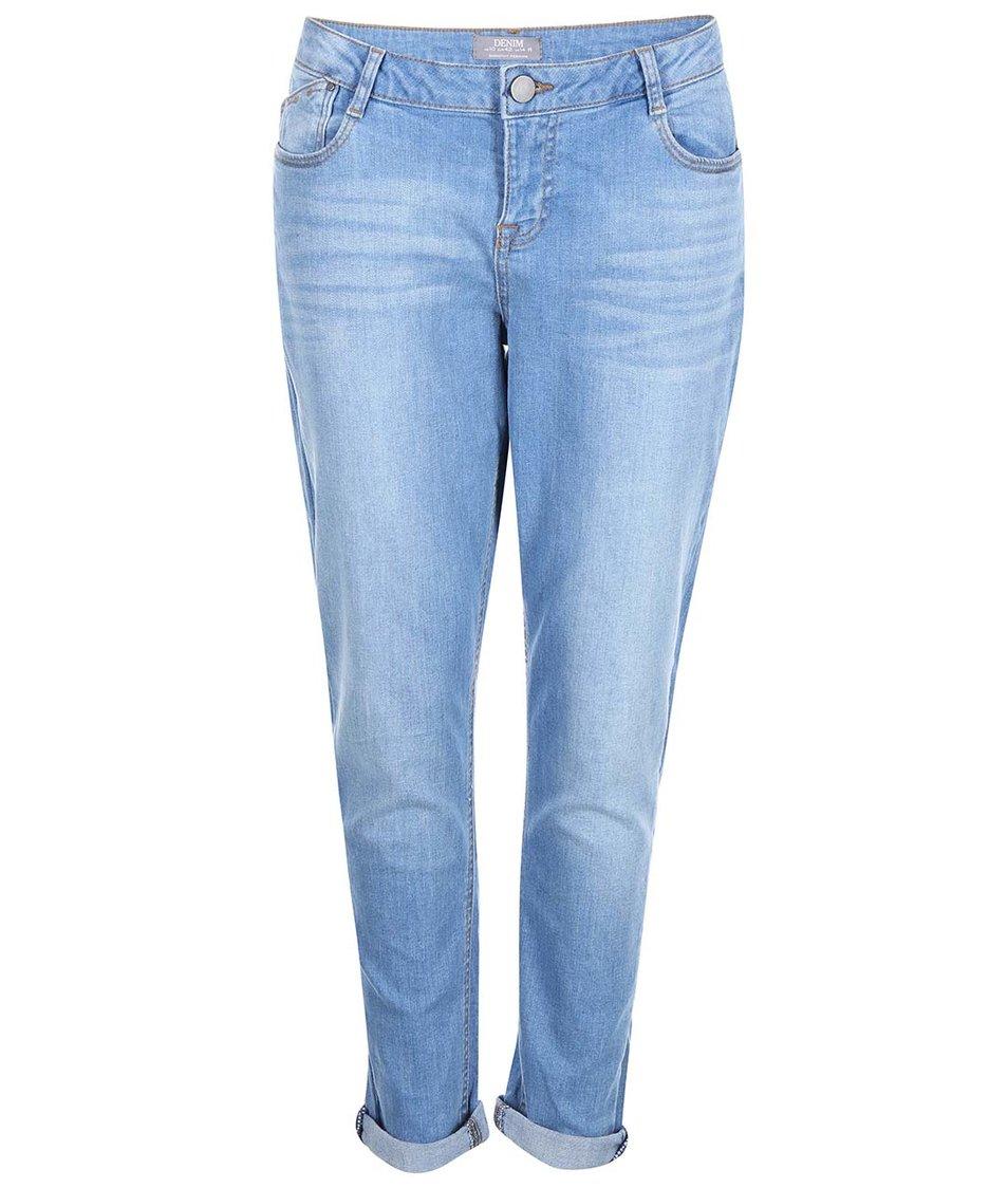 Světle modré džíny Dorothy Perkins