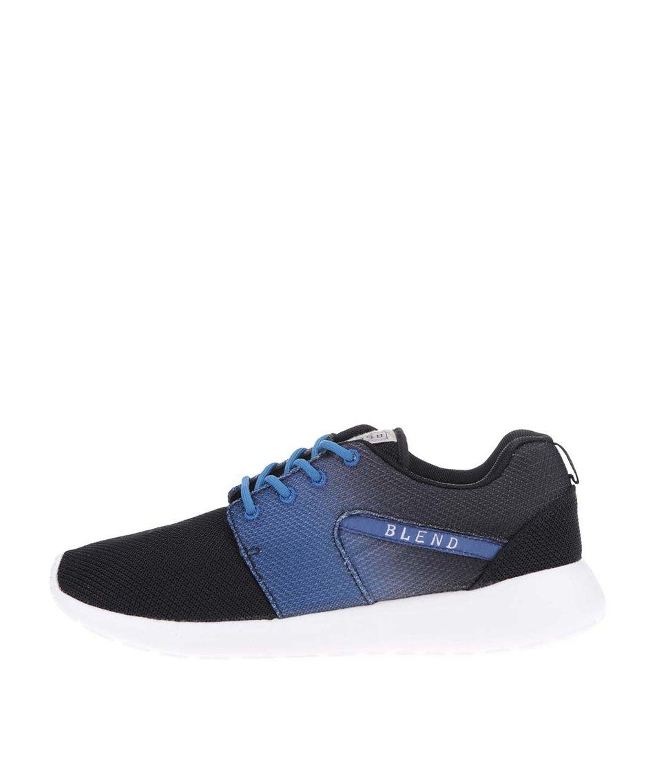 Modro-černé sportovní tenisky Blend