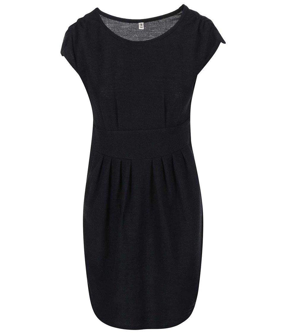Černé šaty Lavand