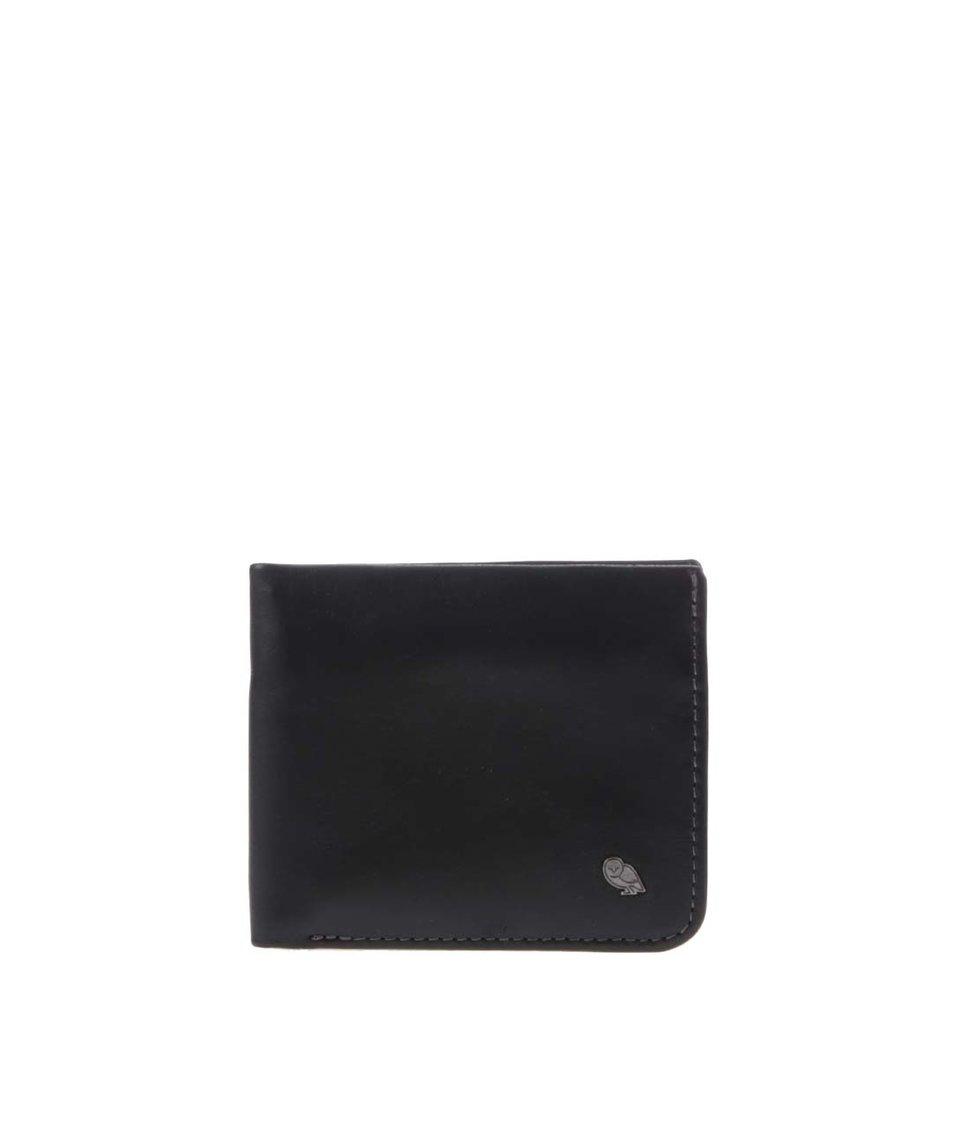 Černá kožená peněženka Bellroy Hide & Seek