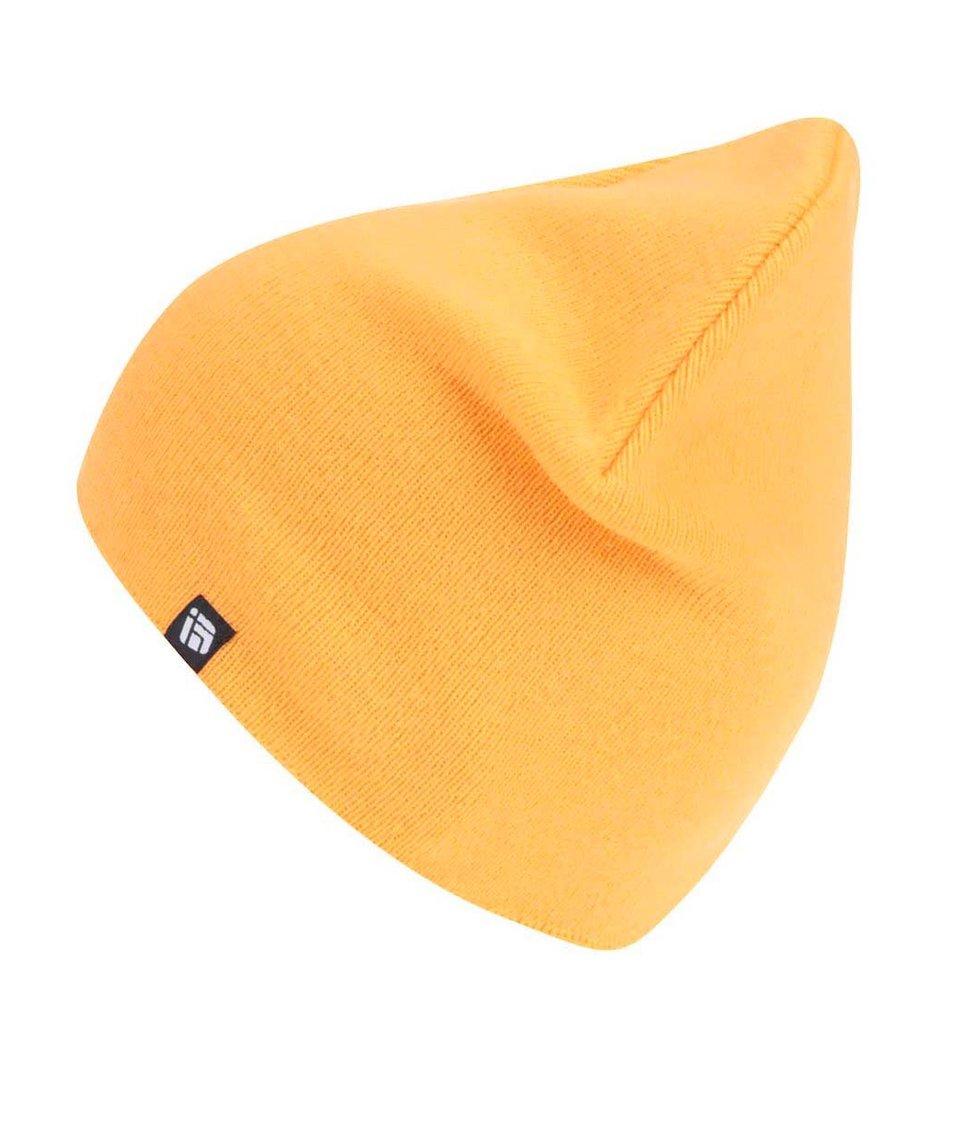 Žlutá pánská čepice Funstorm Han