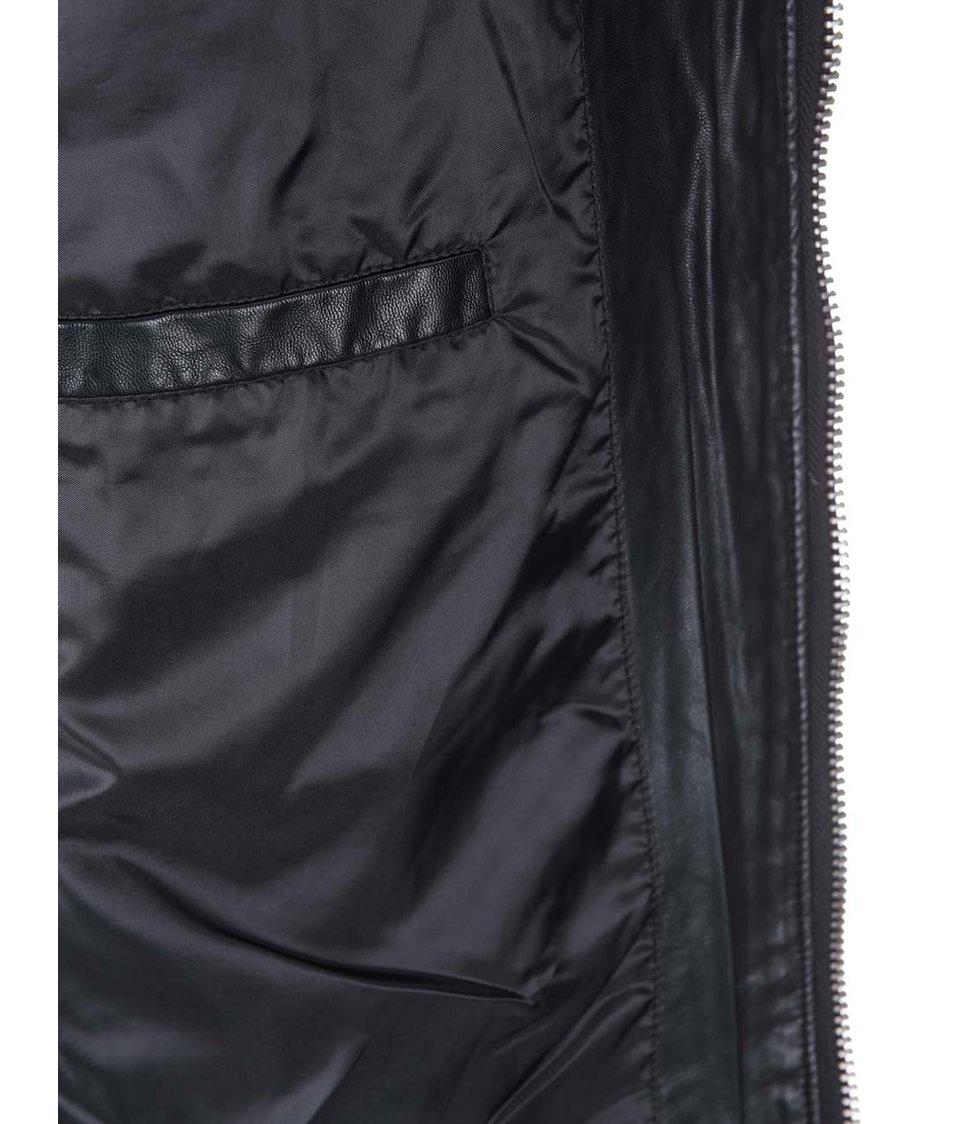 Černá bunda ONLY & SONS Graham