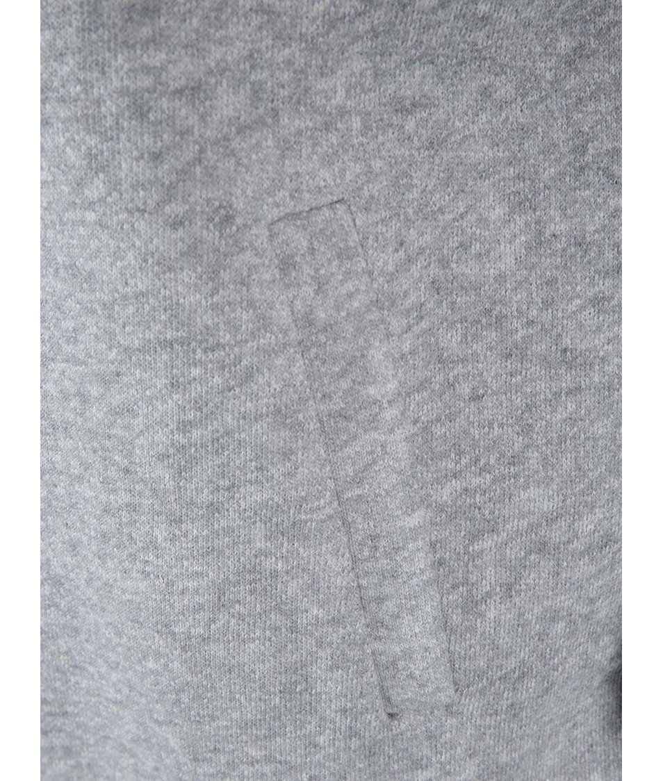 Světle šedý lehký kabát ONLY Lika