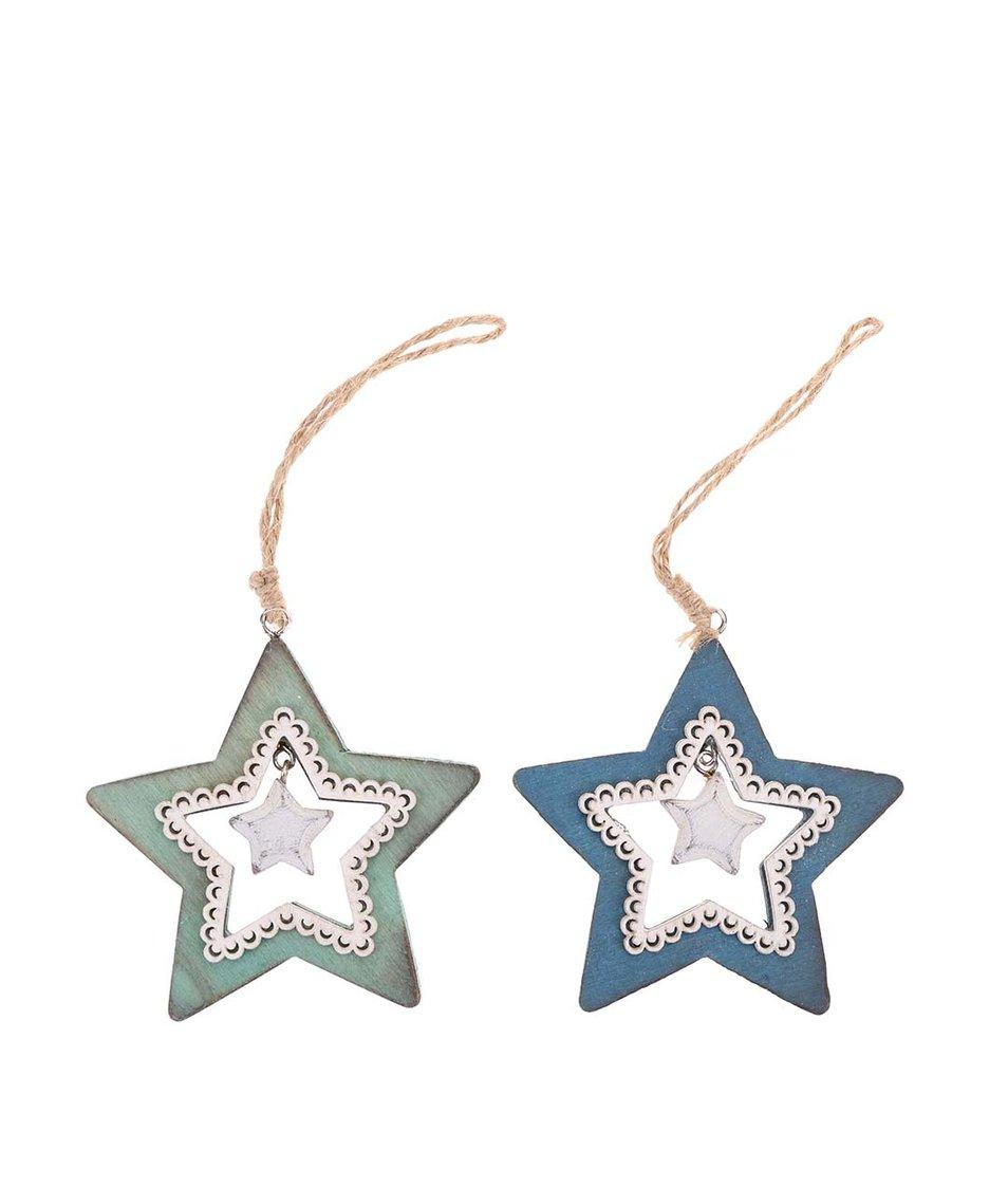Sada dvou hvězd Sass & Belle