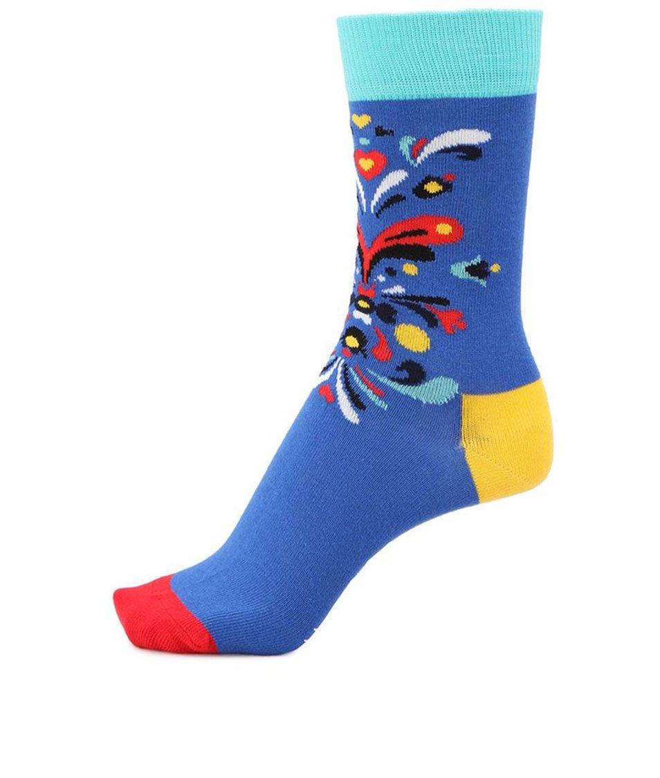 Pánské barevné ponožky Happy Socks Kurbits