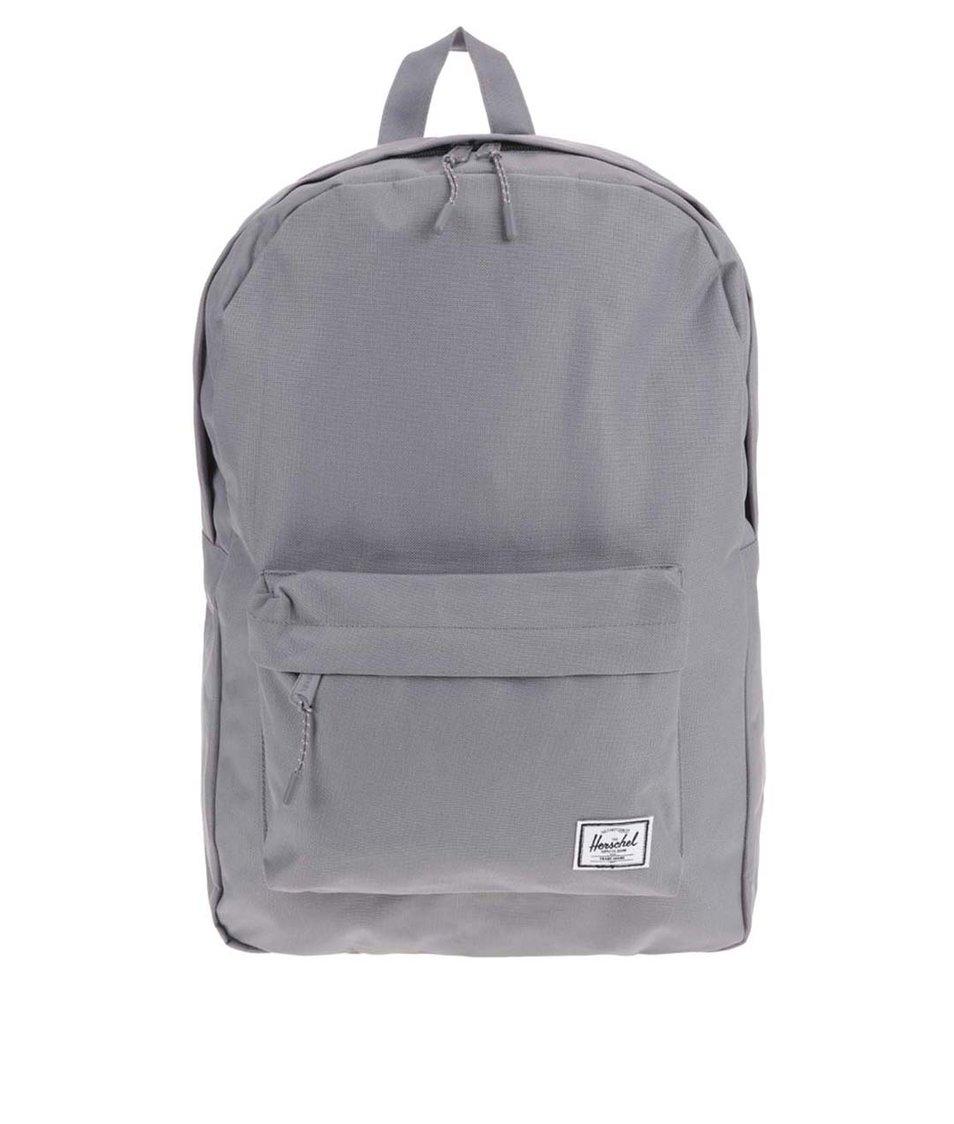 Šedý batoh Herschel Classic