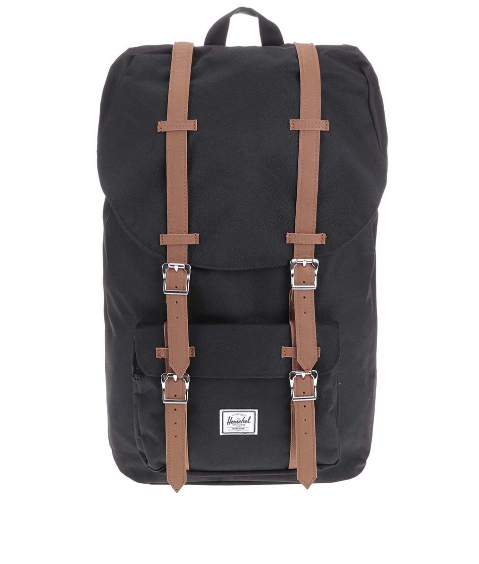 Černý batoh Herschel Little America