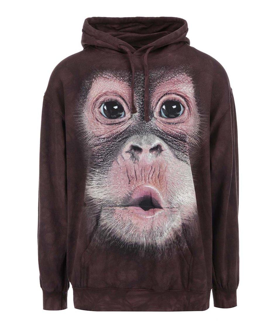 Unisex mikina The Mountain Orangutan