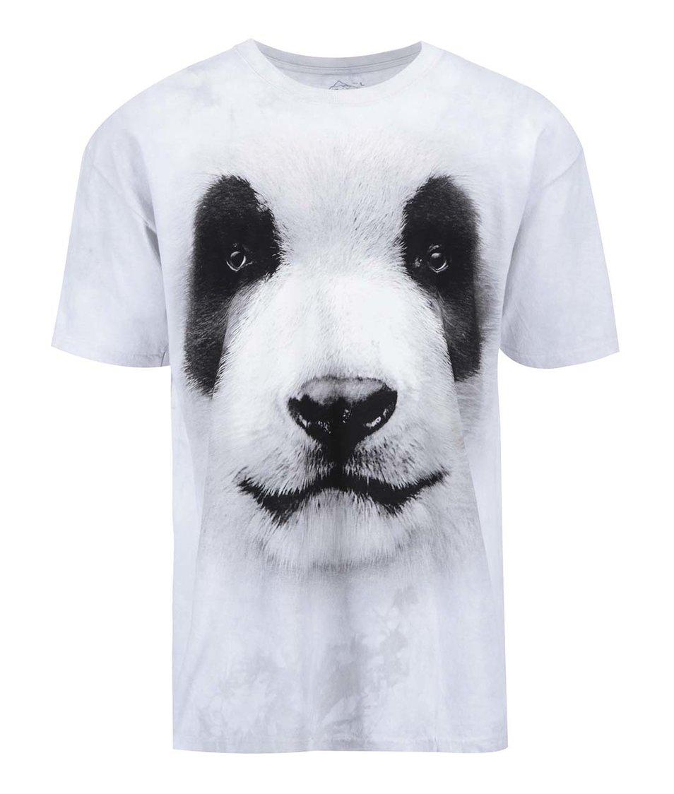 Unisex triko The Mountain Panda