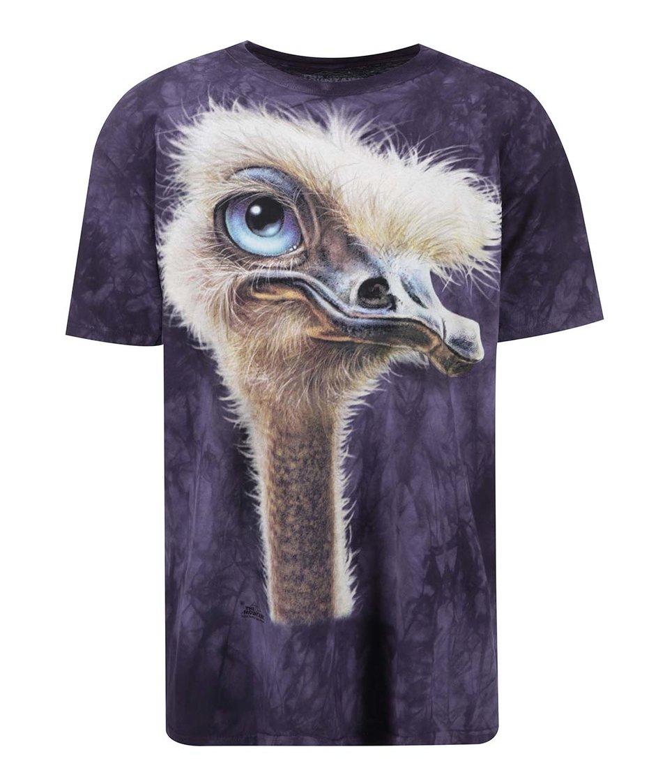 Unisex triko The Mountain Ostrich