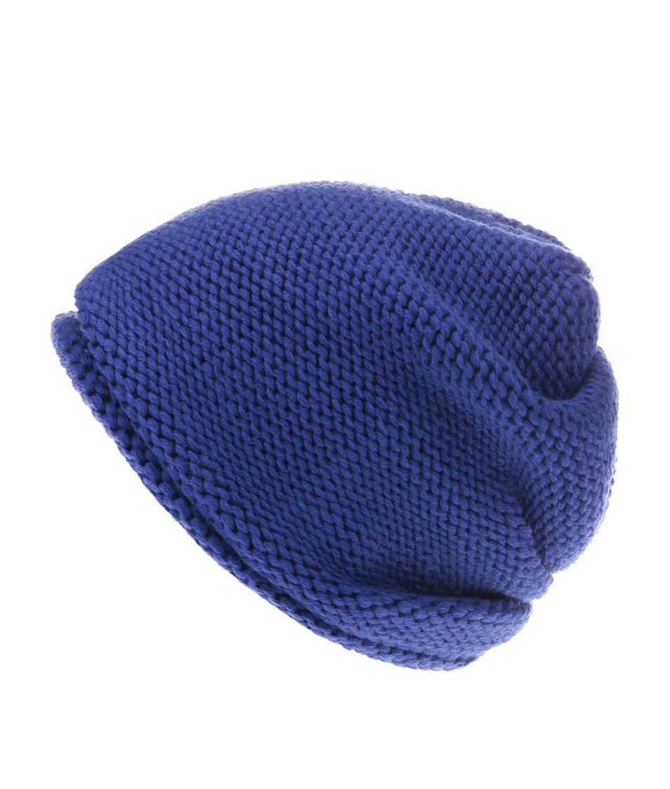 Modrá čepice INVUU London