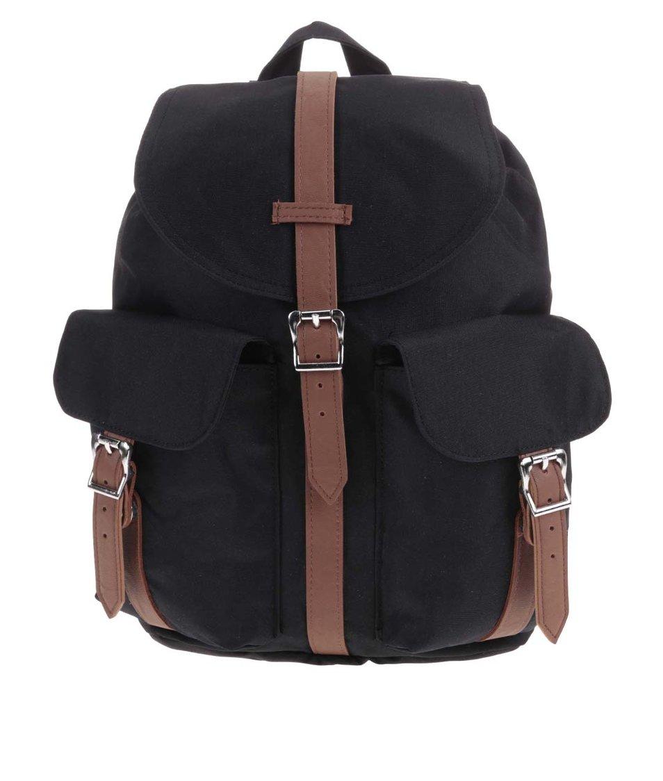 Černý batoh Herschel Dawson