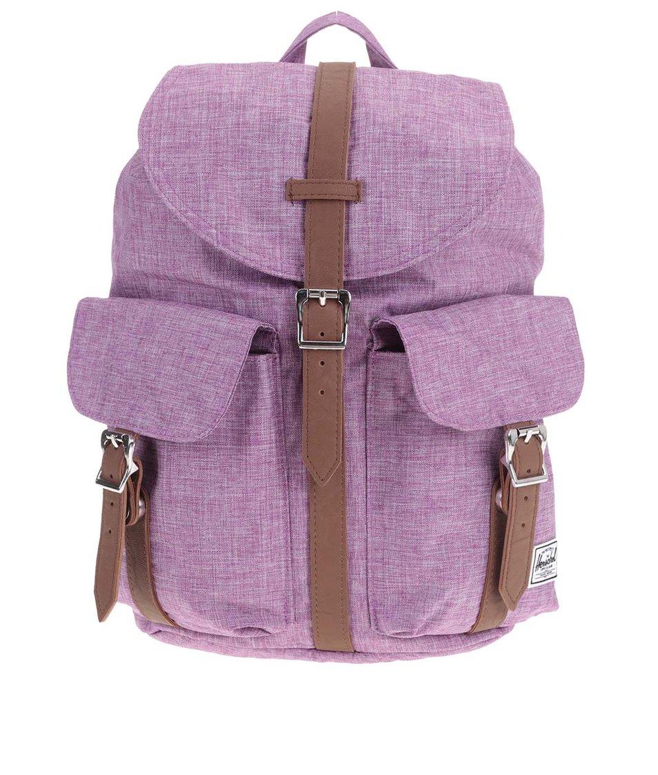 Tmavě růžový dámský batoh Herschel Dawson