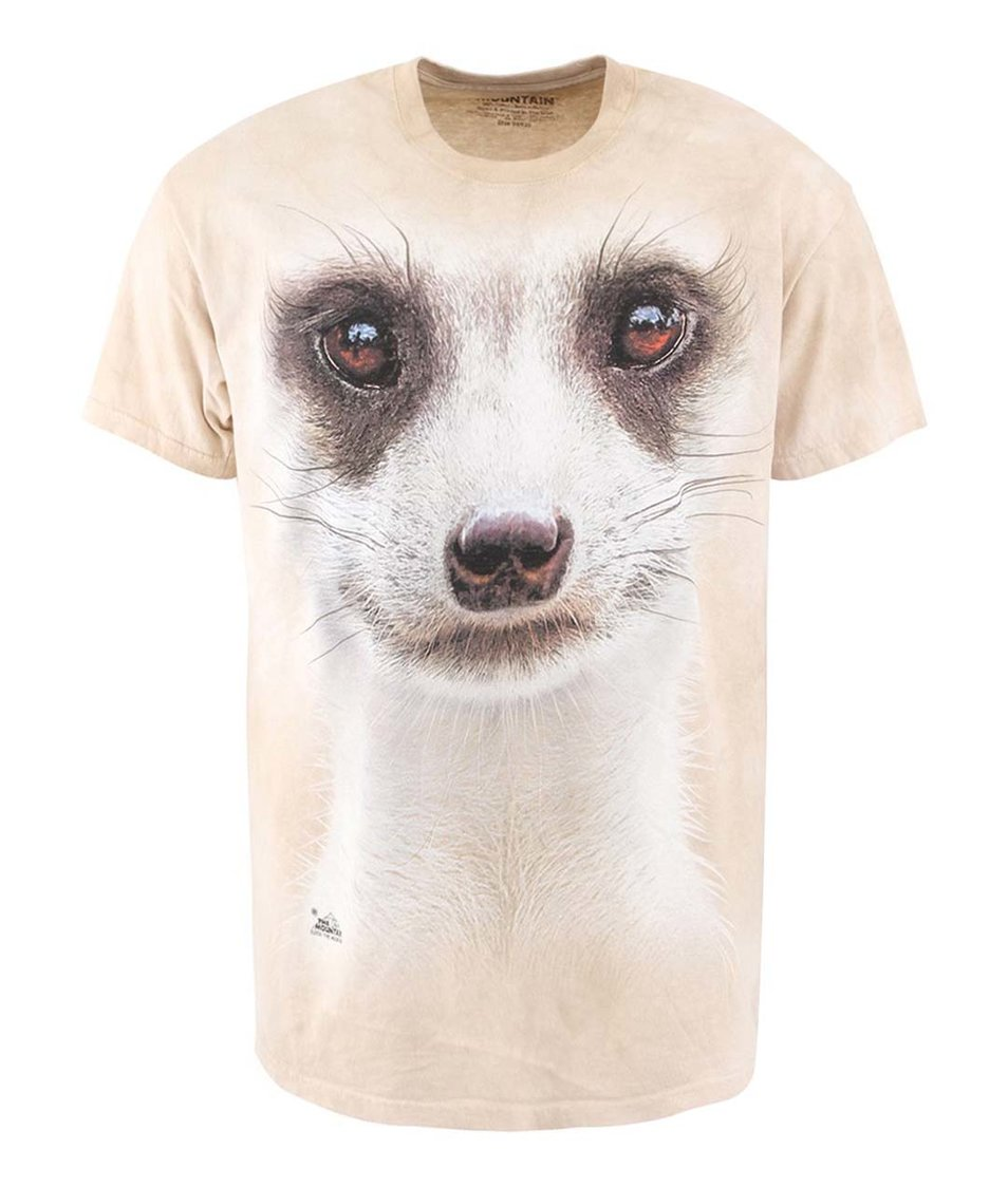 Unisex triko The Mountain Meerkat
