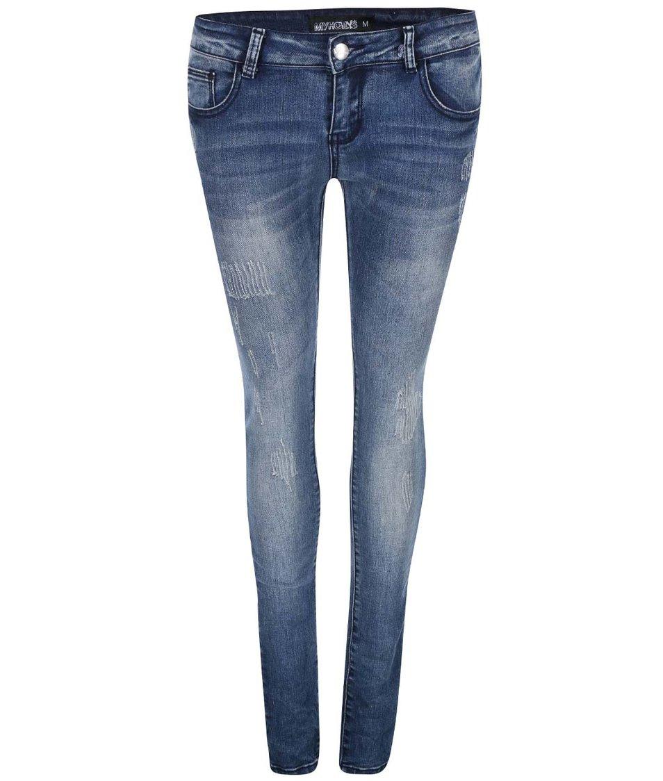 Modré džíny Haily´s Julie