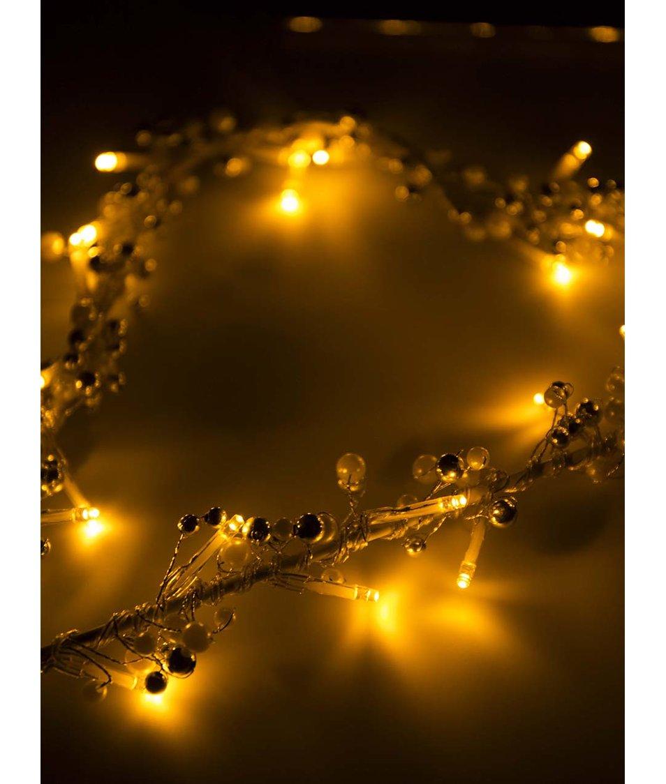 Světelná ozdoba ve tvaru srdce Sirius Jenny Heart