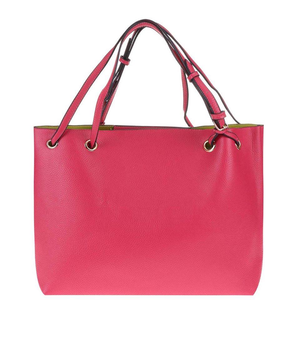 Růžová kabelka s psaníčkem 2v1 Kris-Ana