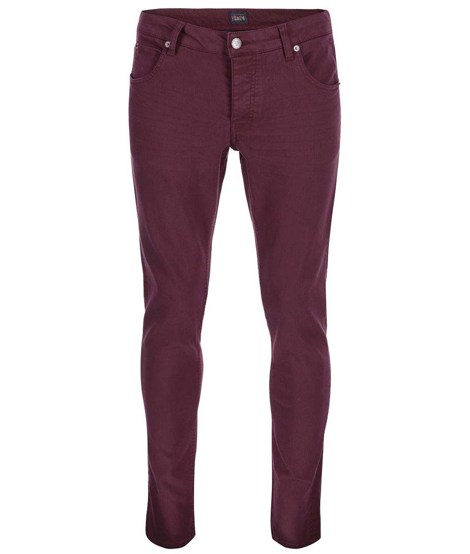 Vínové džíny !Solid Dexter