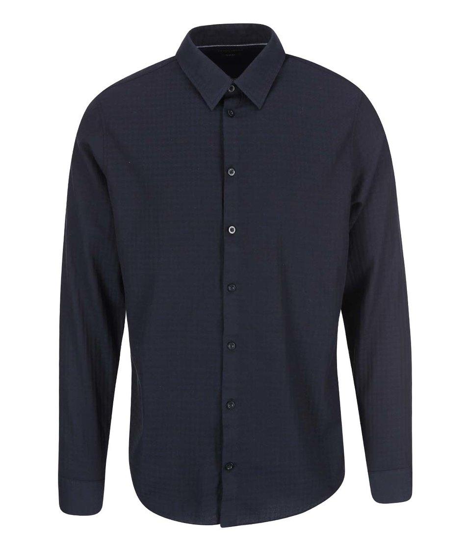 Tmavě modrá košile Casual Friday by Blend