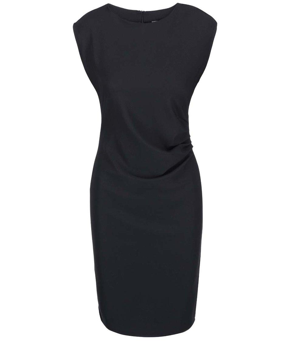 Černé šaty Vero Moda Jonie