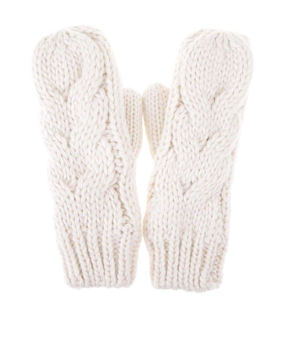 Bílé palčáky Vero Moda Hege